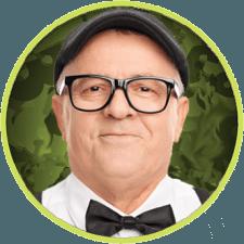 old-man - green